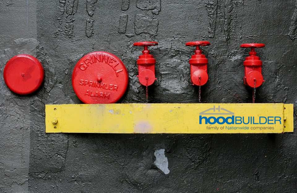 Fire restoration system