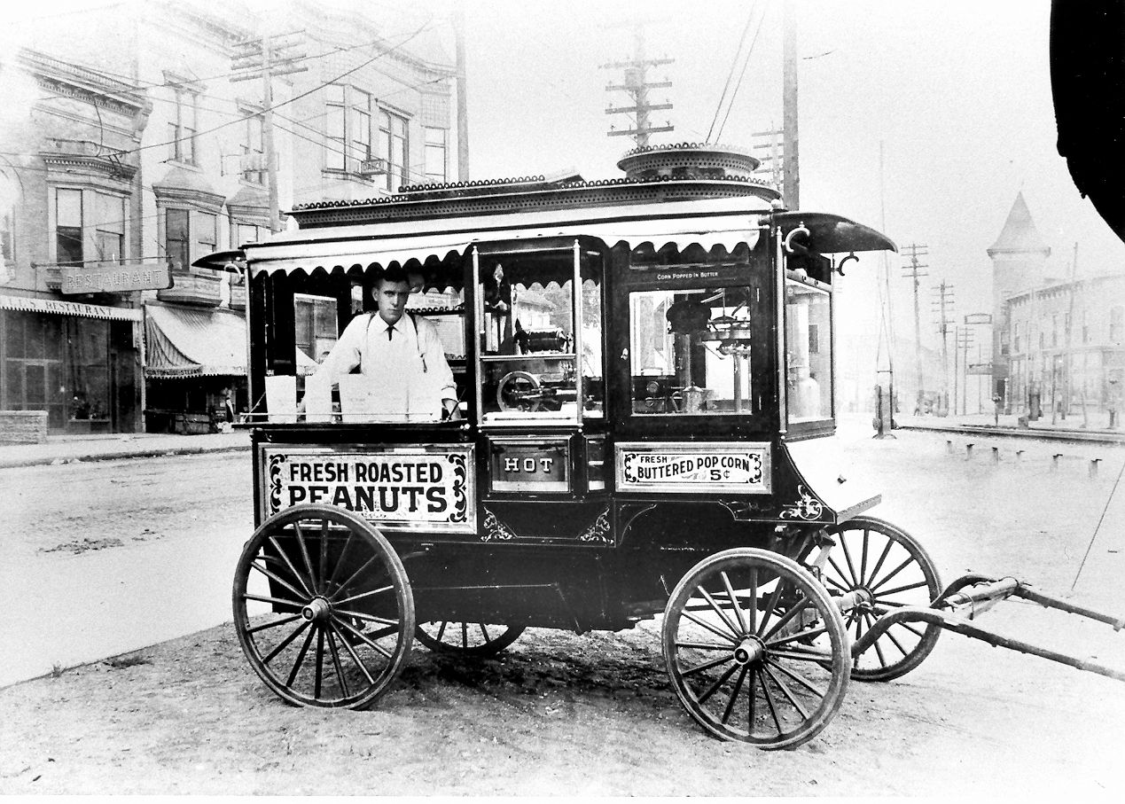 Modern Food Trucks